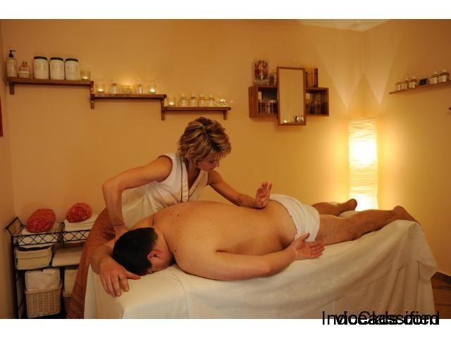 Body Massage in Kharghar at Viva Spa 8879053009