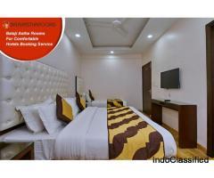 Online Best budget hotels in delhi