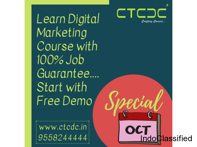 DIGITAL MARKETING TRAINING COURSE IN ROHINI