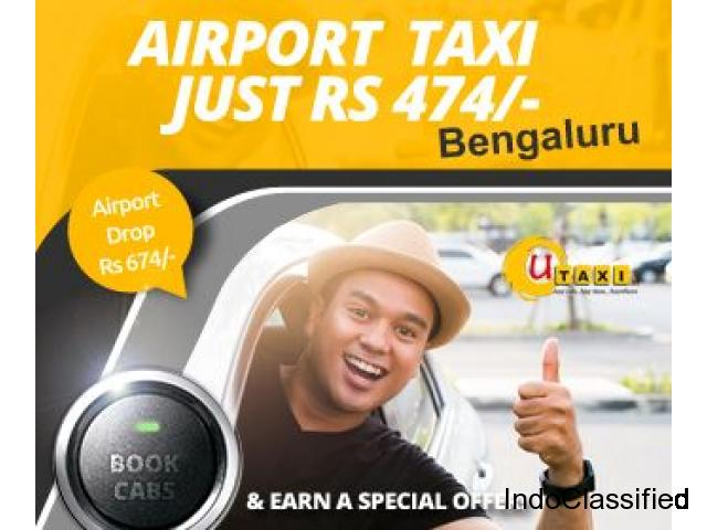 Airport Taxi | Cabs in Bangalore