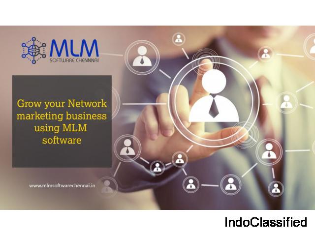 Grow your Network marketing business using MLM software