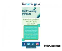 India's Best Skill Training Institute - On Sky Global