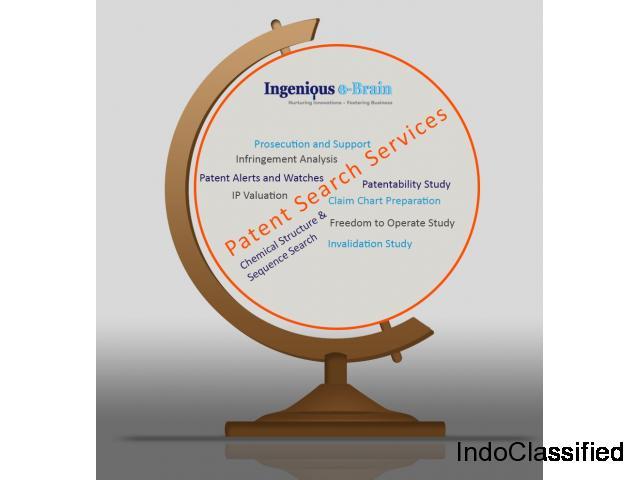 Patent Search Services | Ingenious e-Brain