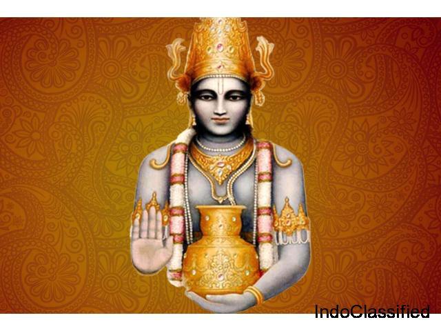 Dhanvatri Homam and Pooja Online – Shastrigal