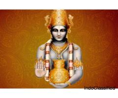 Dhanvatri Homam and Pooja Online – Shastrigal