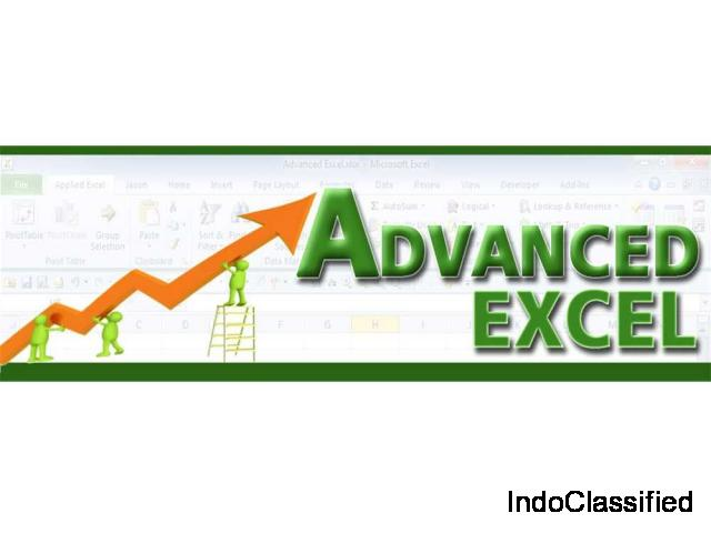 advance excel course