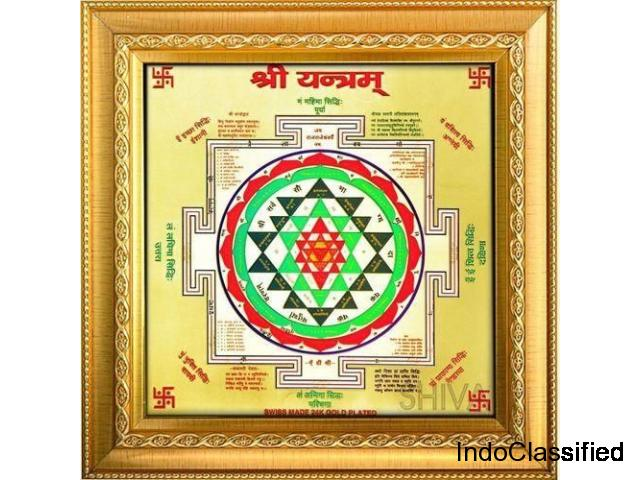 Buy Now Shre Yantra for Astroindusoot 45% off All Products.