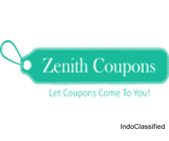 Discount Codes, Coupons & Offers For Online Shopping | ZenithCoupons