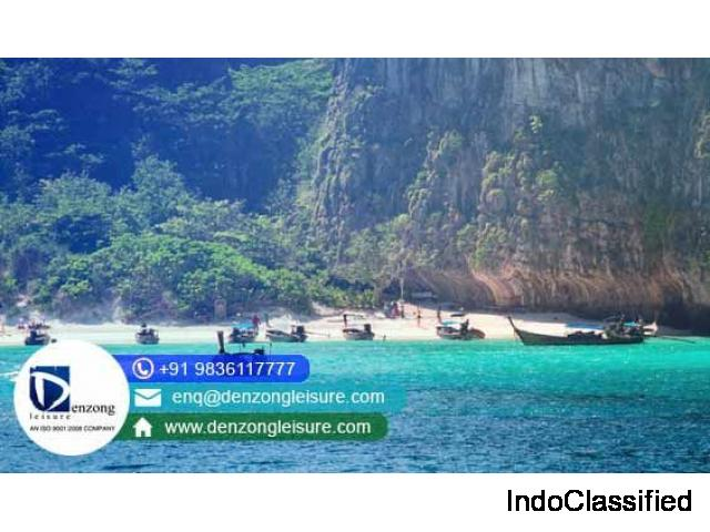 All Inclusive Phuket Krabi Tour Package Starting @ 19499 /- Per Person