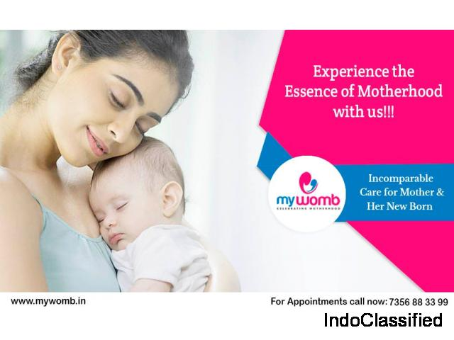 Post Pregnancy & Newborns Care In Kochi
