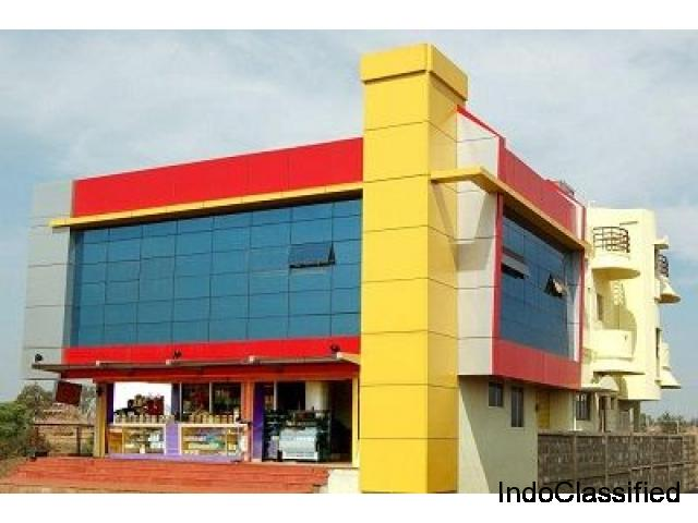 Highest Standards of Design and Innovation with ACP Cladding in Delhi