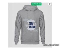 Snuggle in Style with our Custom Hoodies