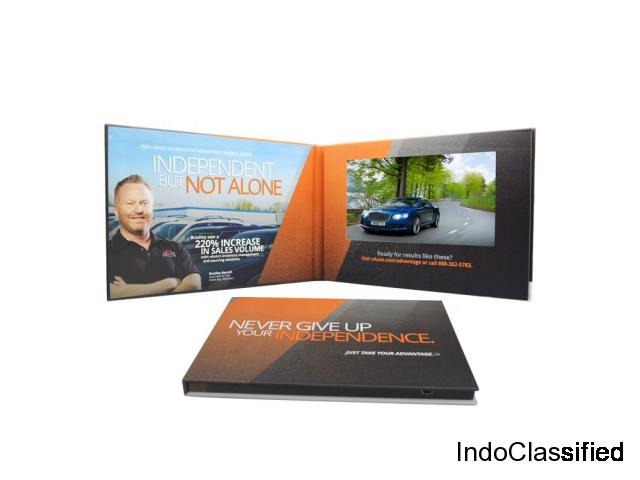Engaging and Multi-sensory LCD Video Box | GMX Technology