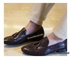 PURE LEATHER FORMAL SHOES FOR GENTS