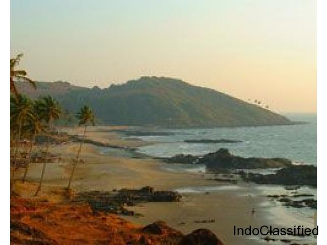 Tour Package for Goa from Kolkata
