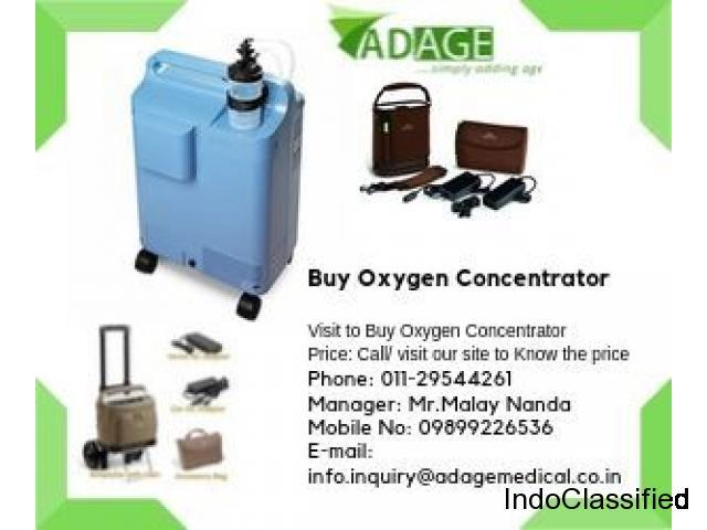 EverFlow Oxygen Concentrator Adage Shop