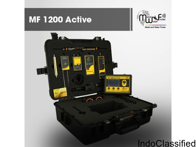 MF 1200 Active With 3 detection systems