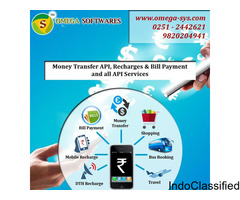 Money Transfer API, Recharges & Bill Payment API Services