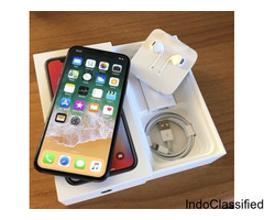 Forsale: Apple Iphone x, 256gb unlocked phone
