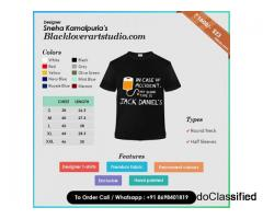 T-shirt Printing in Mumbai