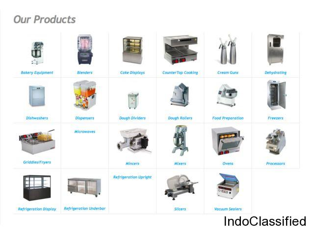 International Catering Equipment - Commercial Kitchen Equipment