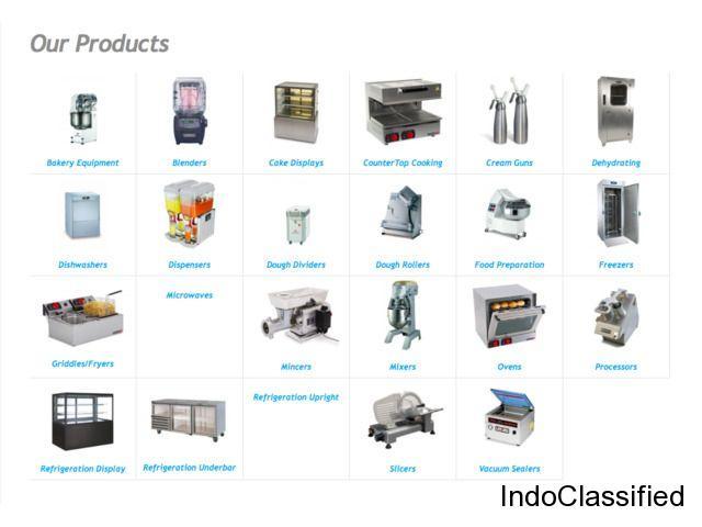 International Catering Equipment - Commercial Kitchen Equipment