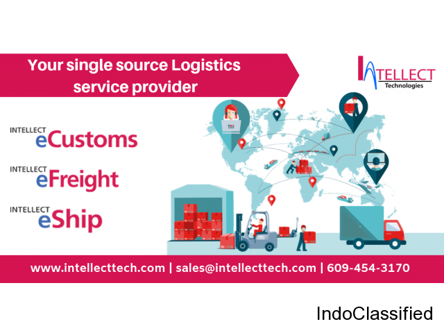 ERP Logistics System by Intellect Technologies