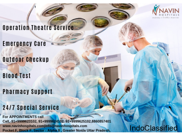 Highly experienced surgeon in Greater Noida