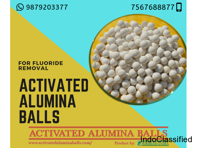 Activated Alumina For Fluoride and Arsenic Removal