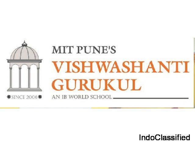 Indian Residential Schools - MIT Vishwashanti Gurukul