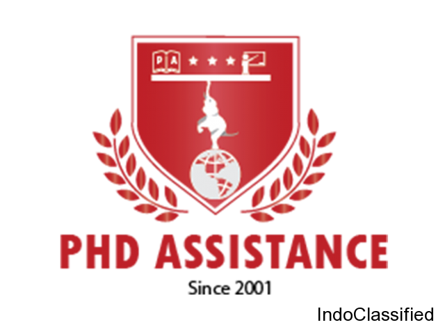 PhD Assistance, PhD Guidance, PhD Consultancy, Editing Thesis Writing Services & Phd Help