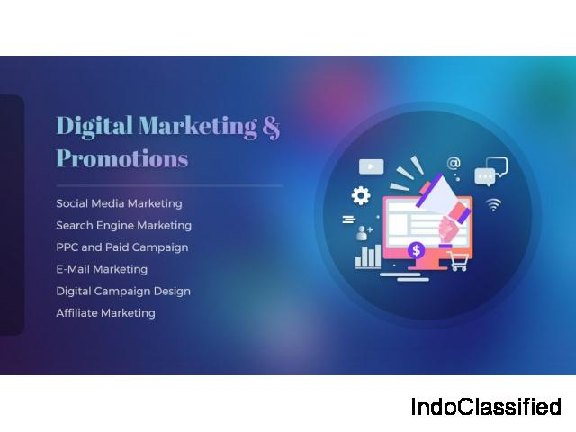 Digital Marketing & Promotions