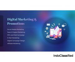 Digital Marketing & Promotions