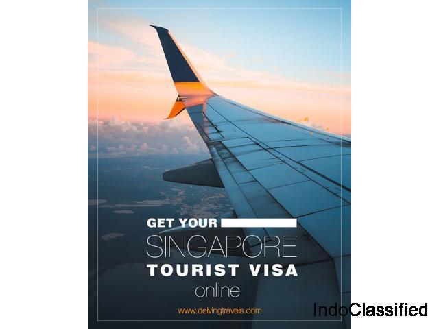 Singapore Tourist Visa - Apply Singapore Visa Online - Delving Travels