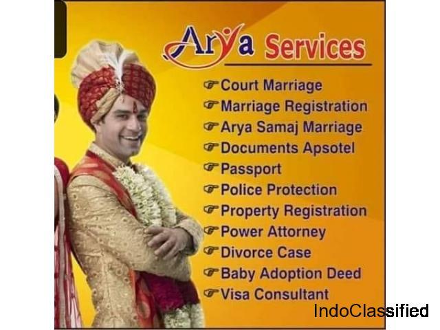 Court Marriage in Ghaziabad - Arya Samaj Marriage in Ghaziabad