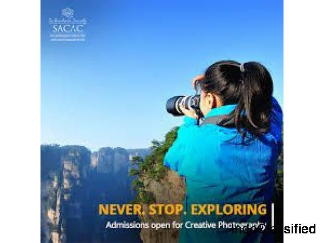 Photography Diploma Courses in Delhi - SACAC