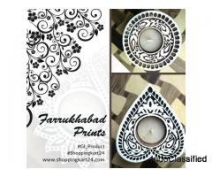 Farrukhabad Prints GI product