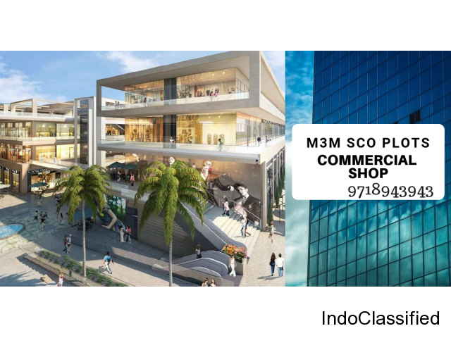 M3M SCO Plots Sector 84 by M3M India