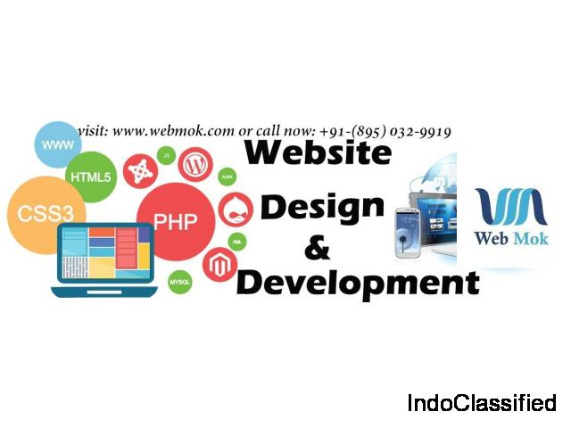 website design course in dwarka