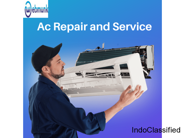 AC installation service in Delhi | Webmunk