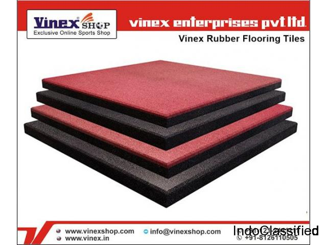 Rubber Flooring Tiles Manufacturers