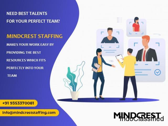 Manpower Agencies in Bangalore - Mindcrest Staffing