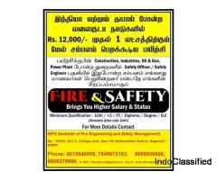 International safety courses in Marthandam