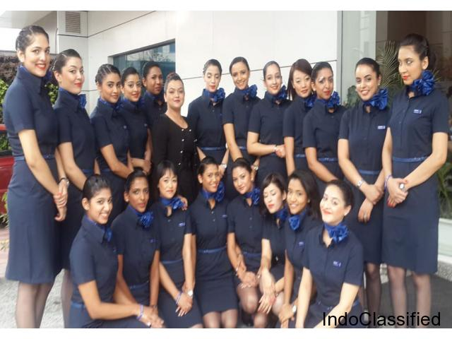 Looking For Cabin Crew Training in Gurgaon