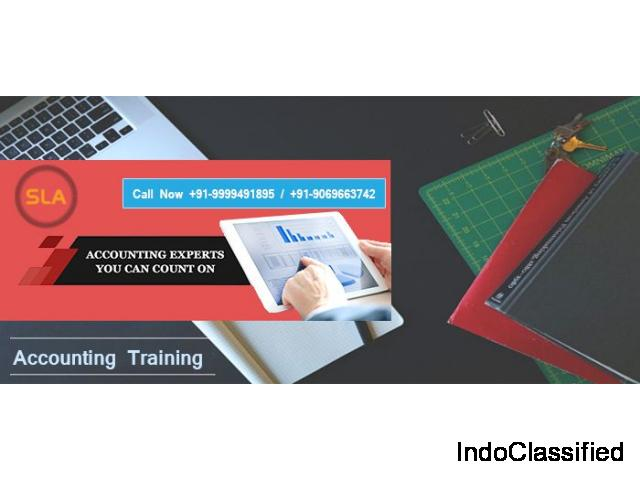 Best Accounting Training Course Institute in Delhi- SLA Consultants India
