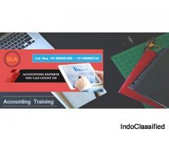 Best Accounting Training Course Institute in Delhi- SLA Consultants India
