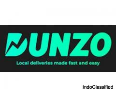 Dunzo - Pickup service for any item in the city