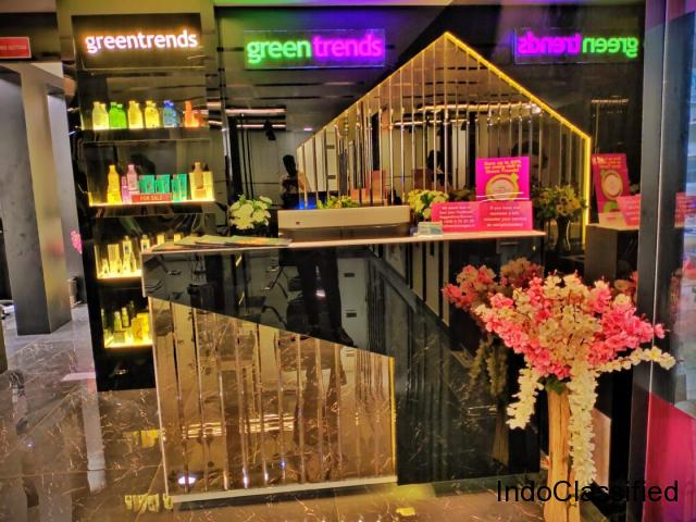 Greent Trends - Unisex Style Salon