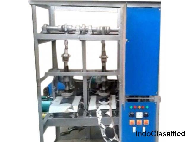 Goyal Industries - Paper Dona Hand Press Machine