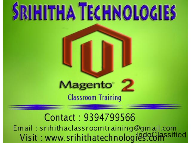 Magento Classroom Training in Hyderabad